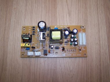 Power supply PCB (PSU) for DS-880D MP3
