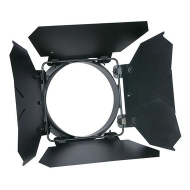 Showtec Barndoor black for Performer 2000 LED theatre spot